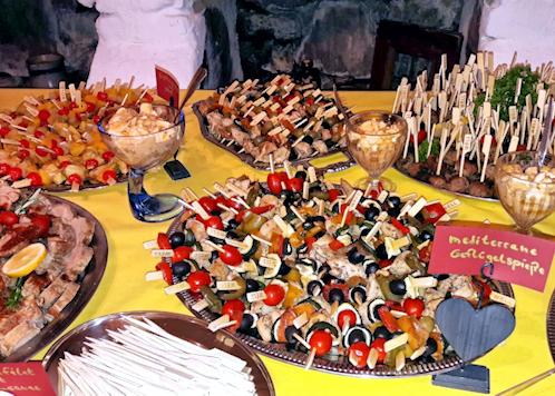 Essen für personen party 20 Menüvorschläge für